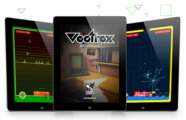 Vectrex Regeneration